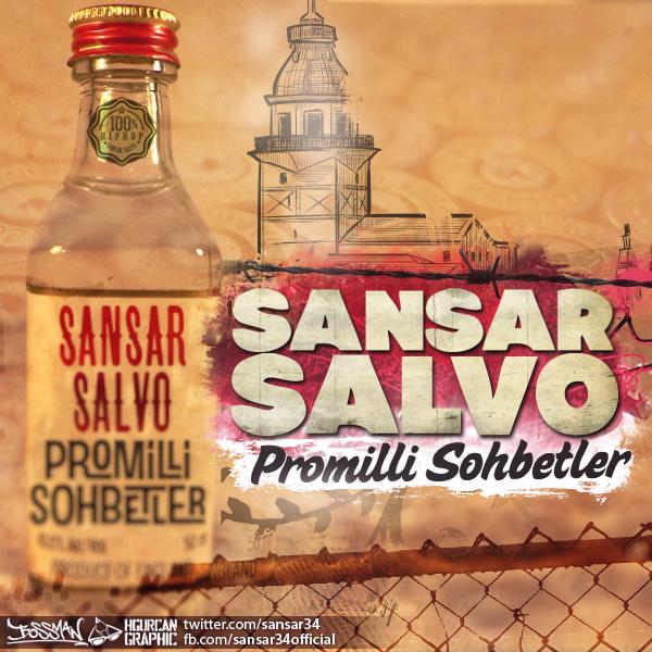 Sansar Salvo - Promilli Sohbetler (Cover)
