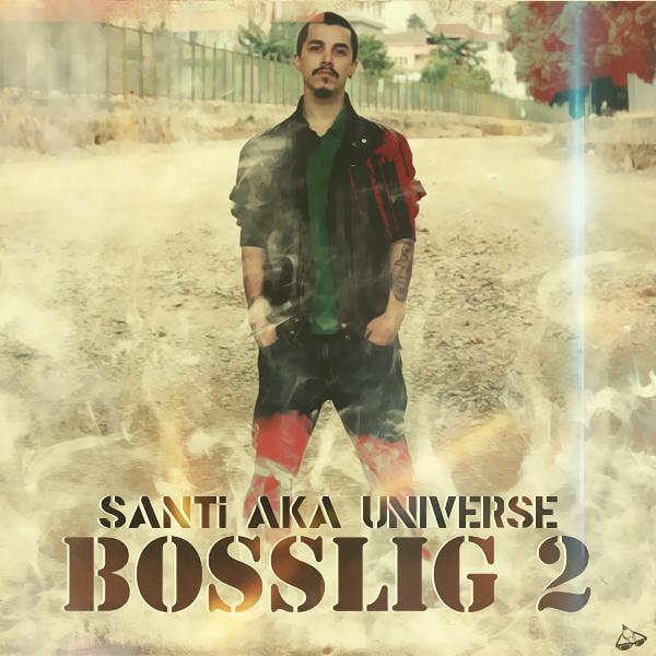 Santi - Bosslig 2 (Cover)