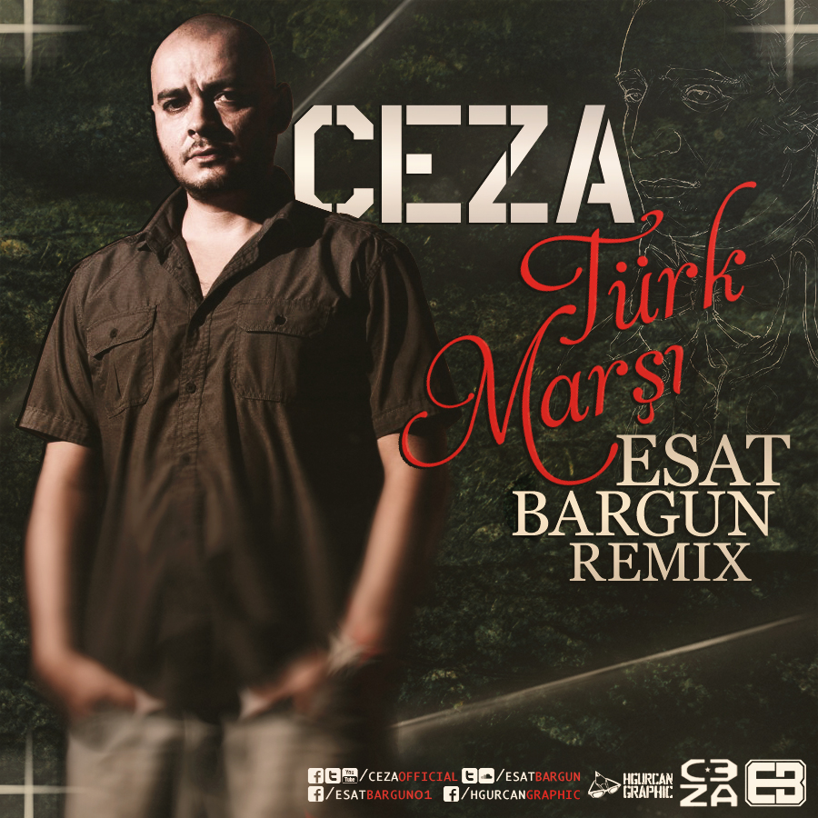 Ceza - Turk Marsi (Esat Bargun Remix) Cover