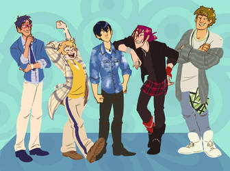 Style Five Indeed by sunami56
