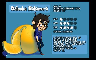 2 Slices ID - Daisuke by sunami56