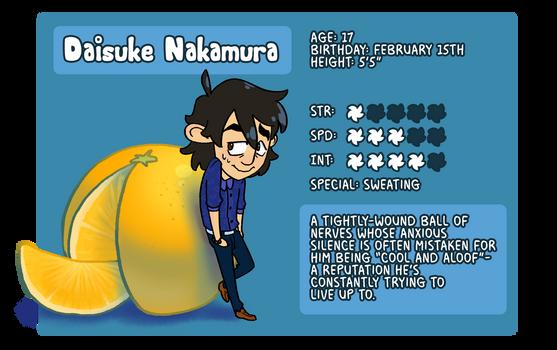 2 Slices ID - Daisuke