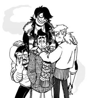 An Upstanding Group of Gentlemen