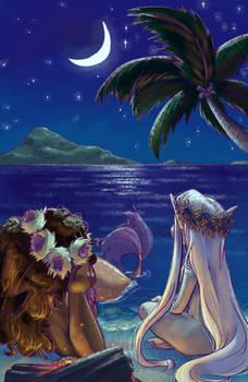 Mermaid Series - Night Glow