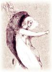 The Fallen Angel by morrigann11