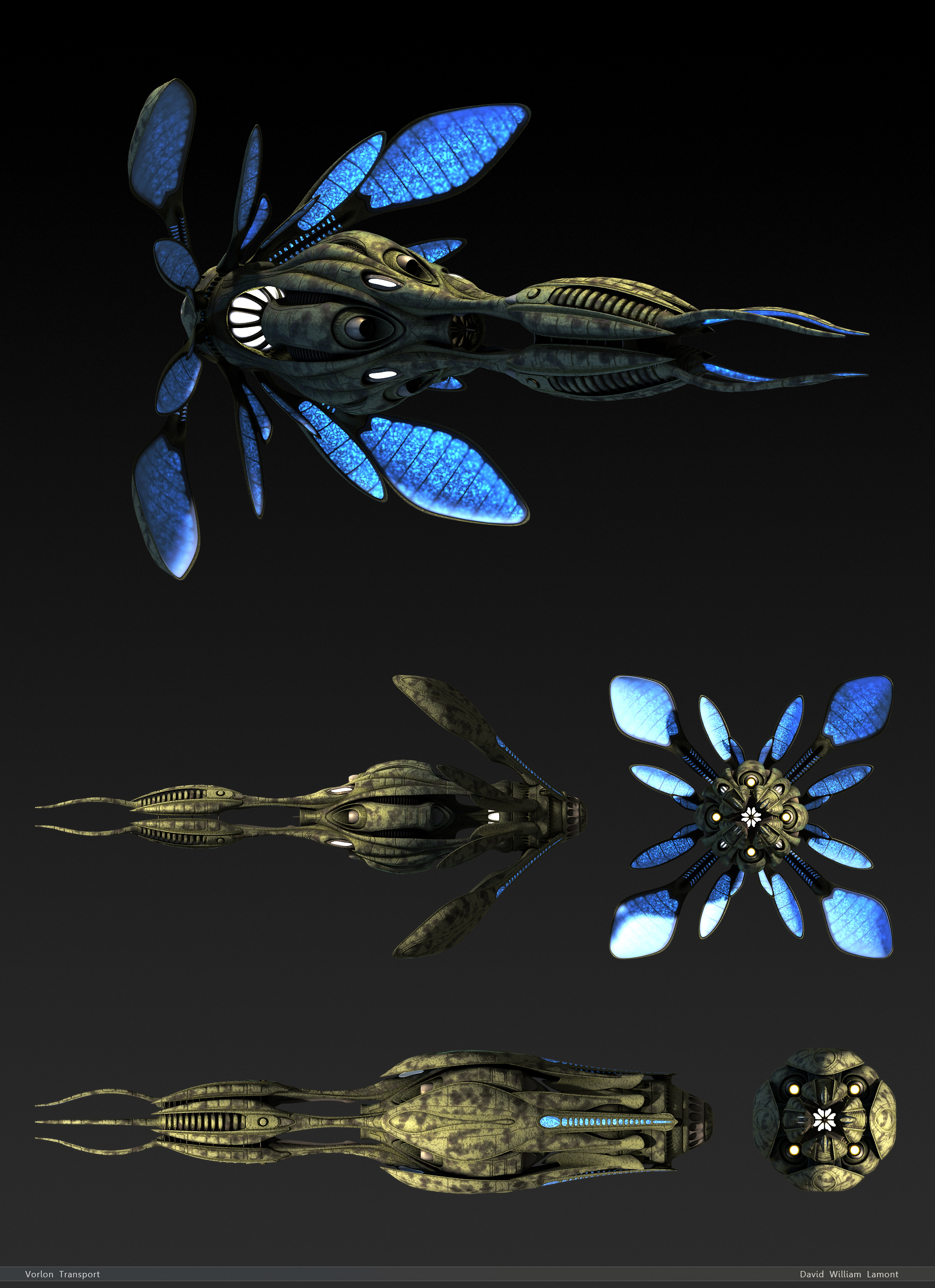 Presentation - Vorlon Transport by dlamont