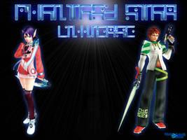 Phantasy Star Universe by theland10