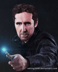 The Eighth Doctor by mking2008