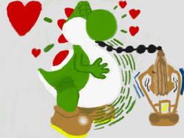 Pumped Yoshi 4: Joy by trejowauk