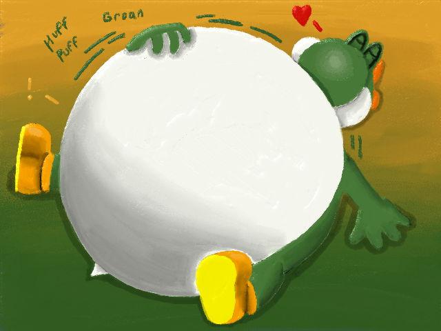 Fatty-Love-Trapped 3 by trejowauk