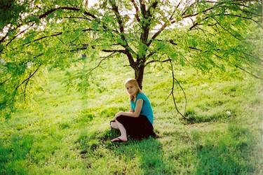 Tree Sitting by smleimberg
