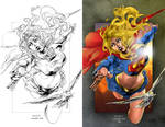 Supergirl Colors