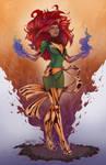 Phoenix - Jean Grey - X-men