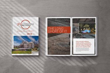 360 Divisions Annual Report