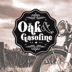 oak  Gasoline Logo/Brand