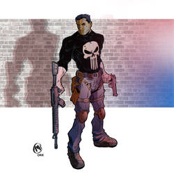 Punisher Busted