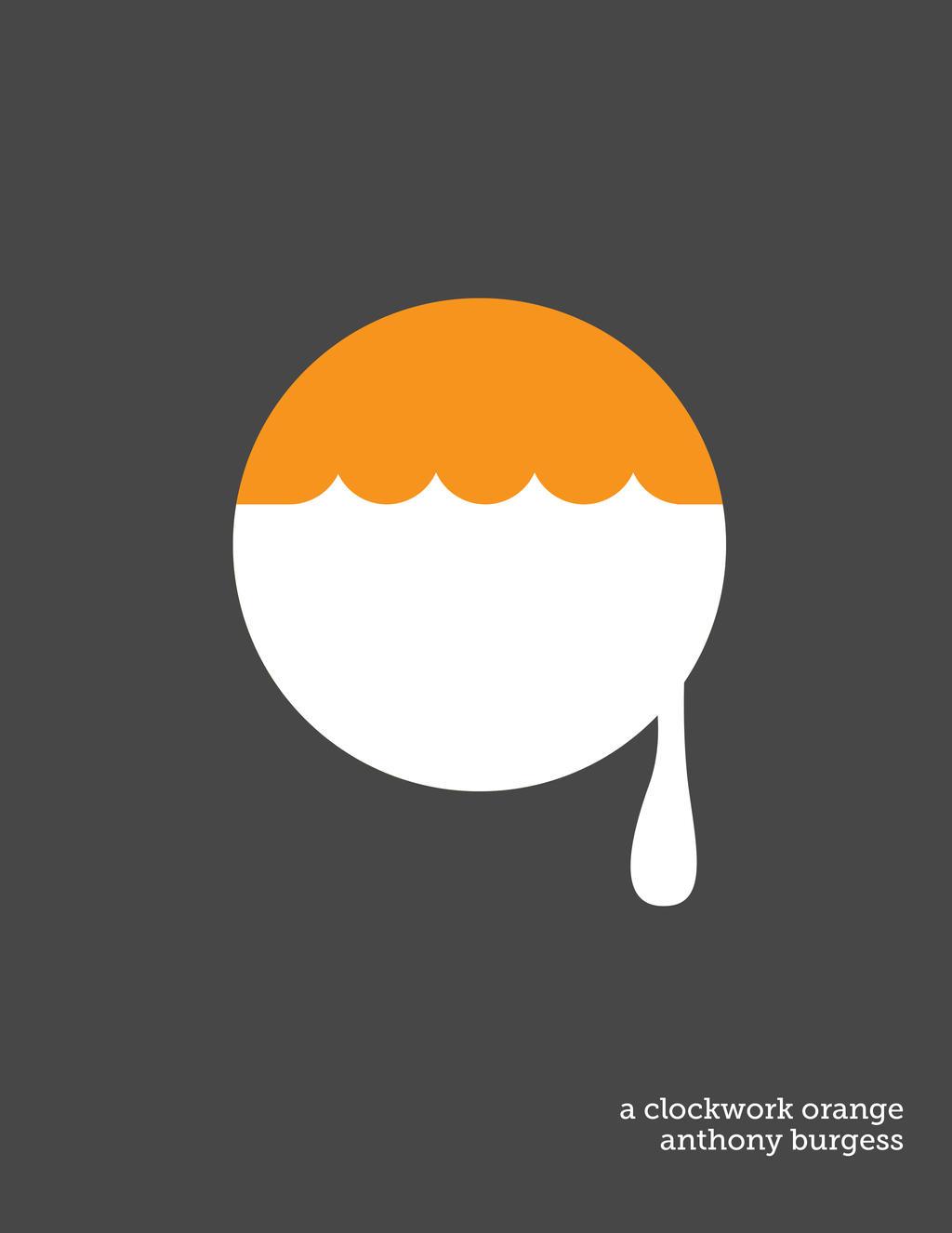 clockwork orange minimalist 1920x1200 - photo #12