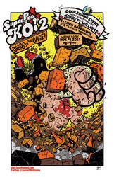 SPKO Book Signing Poster