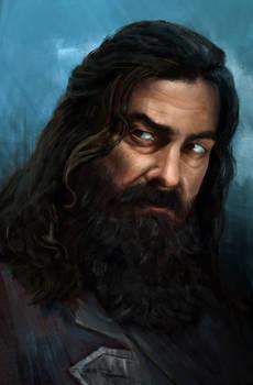 Captain Edward Teach, aka Blackbeard