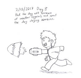 Daily Drawing: Day Eight