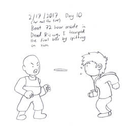 Daily Drawing: Day Ten