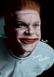 Jerome Valeska by KeoriArt