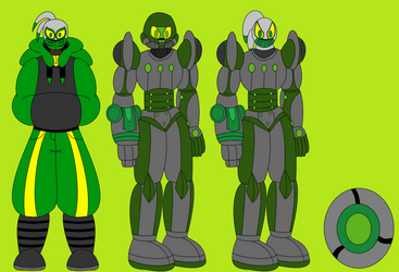 My Upgraded Power Suit (Full Pack) by bigtime99