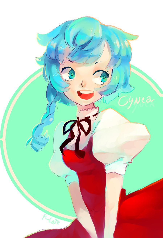 Cynea by P-cate