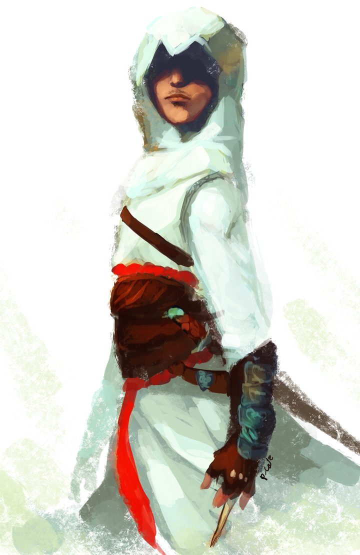 Altair by P-cate