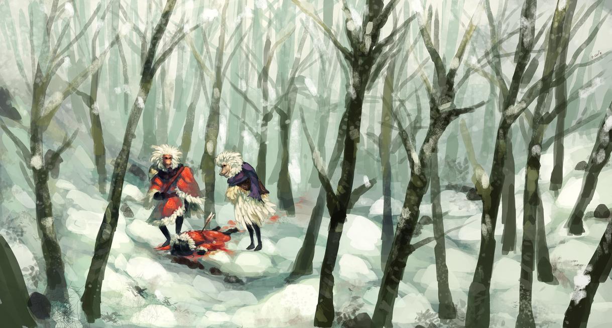 Fallen by P-cate