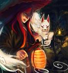 Commission-Kitsune