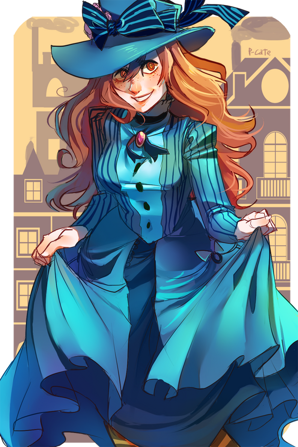 Victorian by P-cate