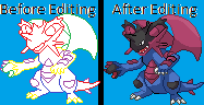 Duo Sprite with TwistedLeaf26 (Color) by OmegaCrafter17