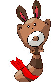 Ron the Sentret by OmegaCrafter17