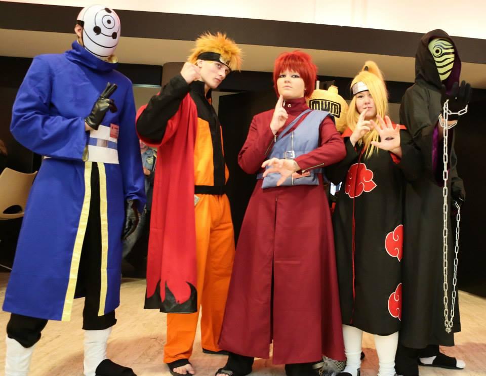 Animecon 2013 Naruto By PlushieDK