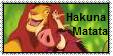 Hakuna Matata by WrathOfReeses