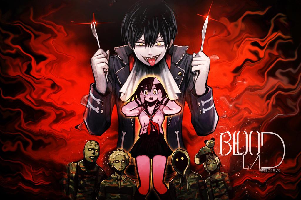 Blood Anime Porn
