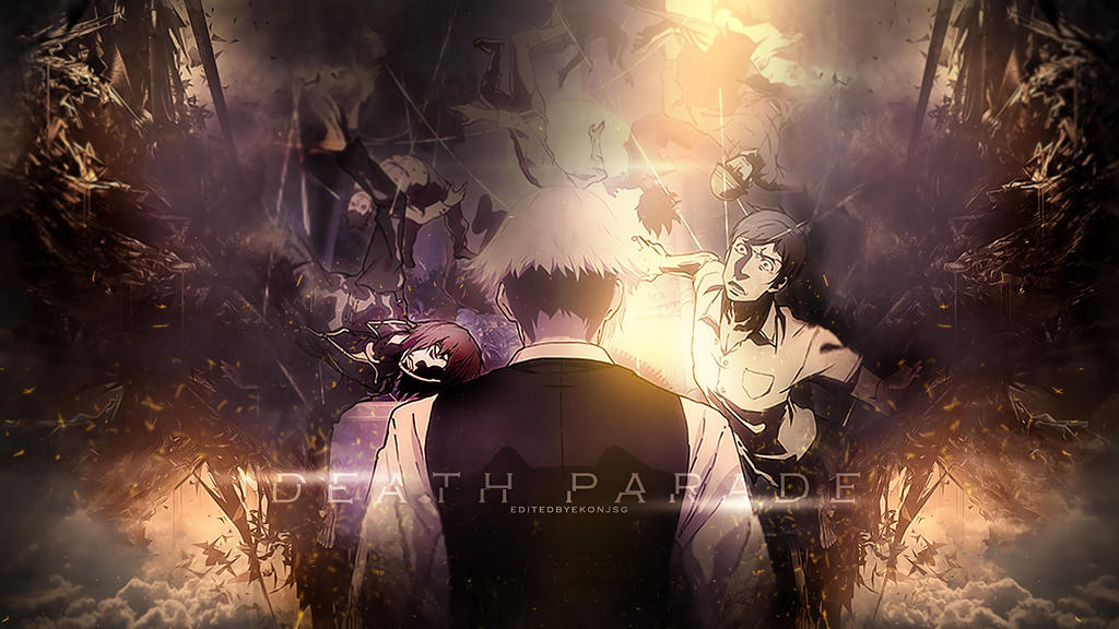 Anime Wallpapers Death Parade HD 4K Download For Mobile iPhone & PC agen poker