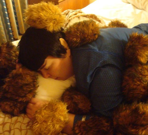 Nap Time by ritsuko-chan