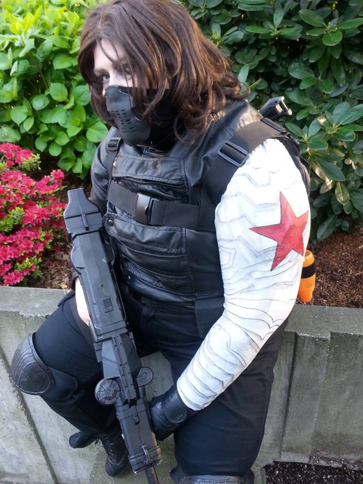 Winter's Soldier by ritsuko-chan