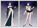 Regina Nehellenia (purificata) - Sailor Taigi