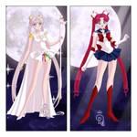 Sailor Cosmos - Sailor Parallel Moon
