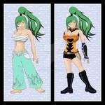 Ryoko Dragonil (official style)