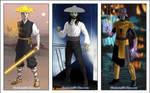 Primo Maestro di Spinjitsu, Sensei Yang, Overlord