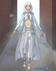 Aruna Argent (Huntress Mode)