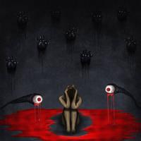 Bloody Nightmare by olivierarts
