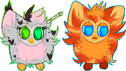 [1/2 OPEN] furby adopts by calllout