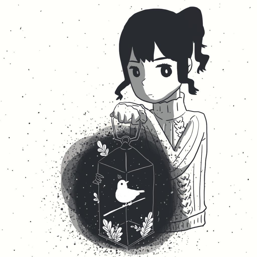 Dark Lantern by amikuq1010