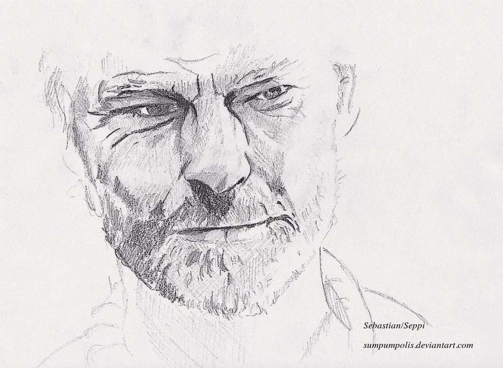 Ser Jorah Mormont by Sumpumpolis