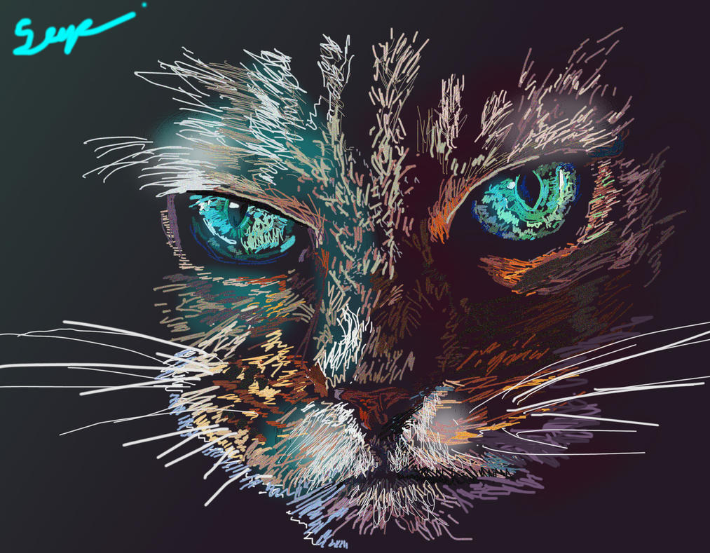 Eyes are gems by Sumpumpolis